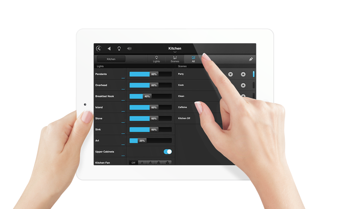 sc 1 st  Brock & The Control4 User Experience Satisfies All Smart Home Automation Needs