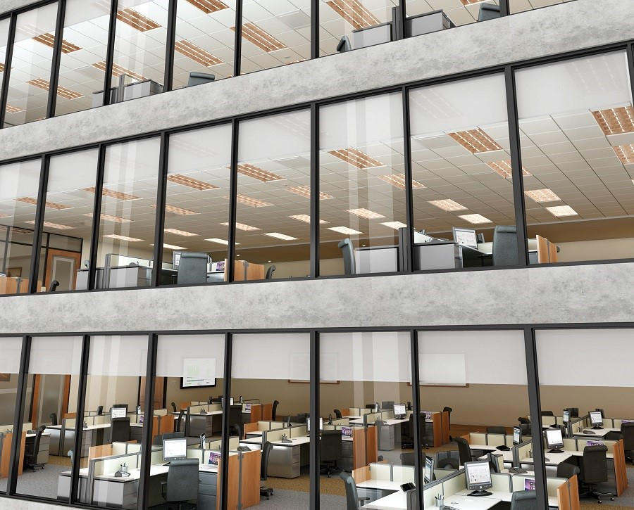 How to Improve Energy Efficiency with Commercial Lighting Control