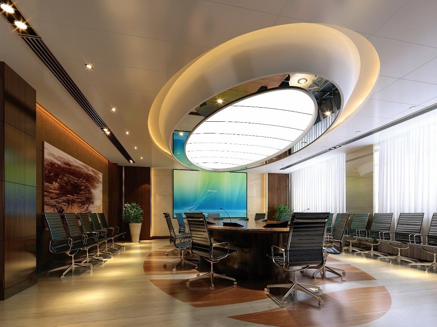 It's Time to Upgrade Your Boardroom's Audio Video System